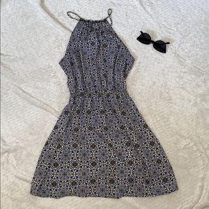Dress - patterned